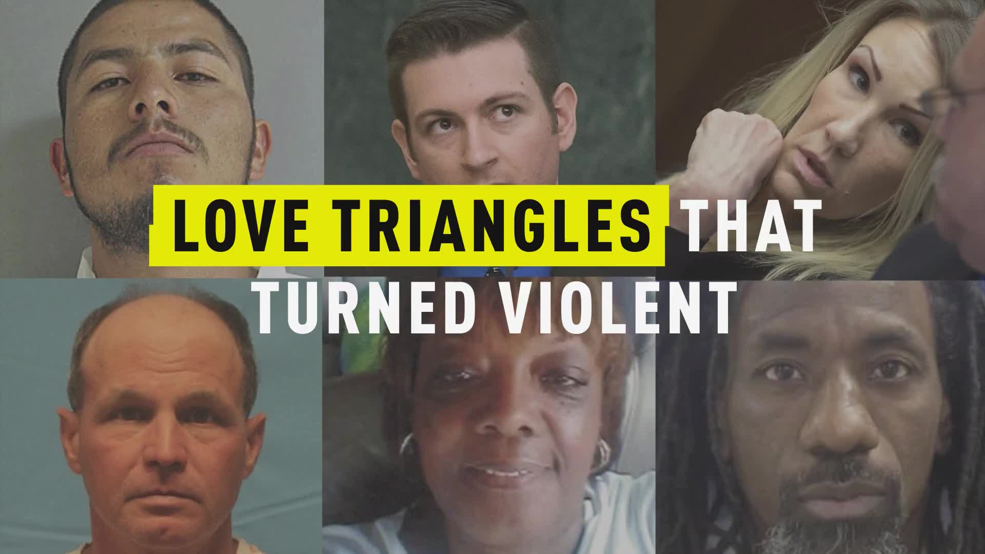 Love Triangles That Turned Violent