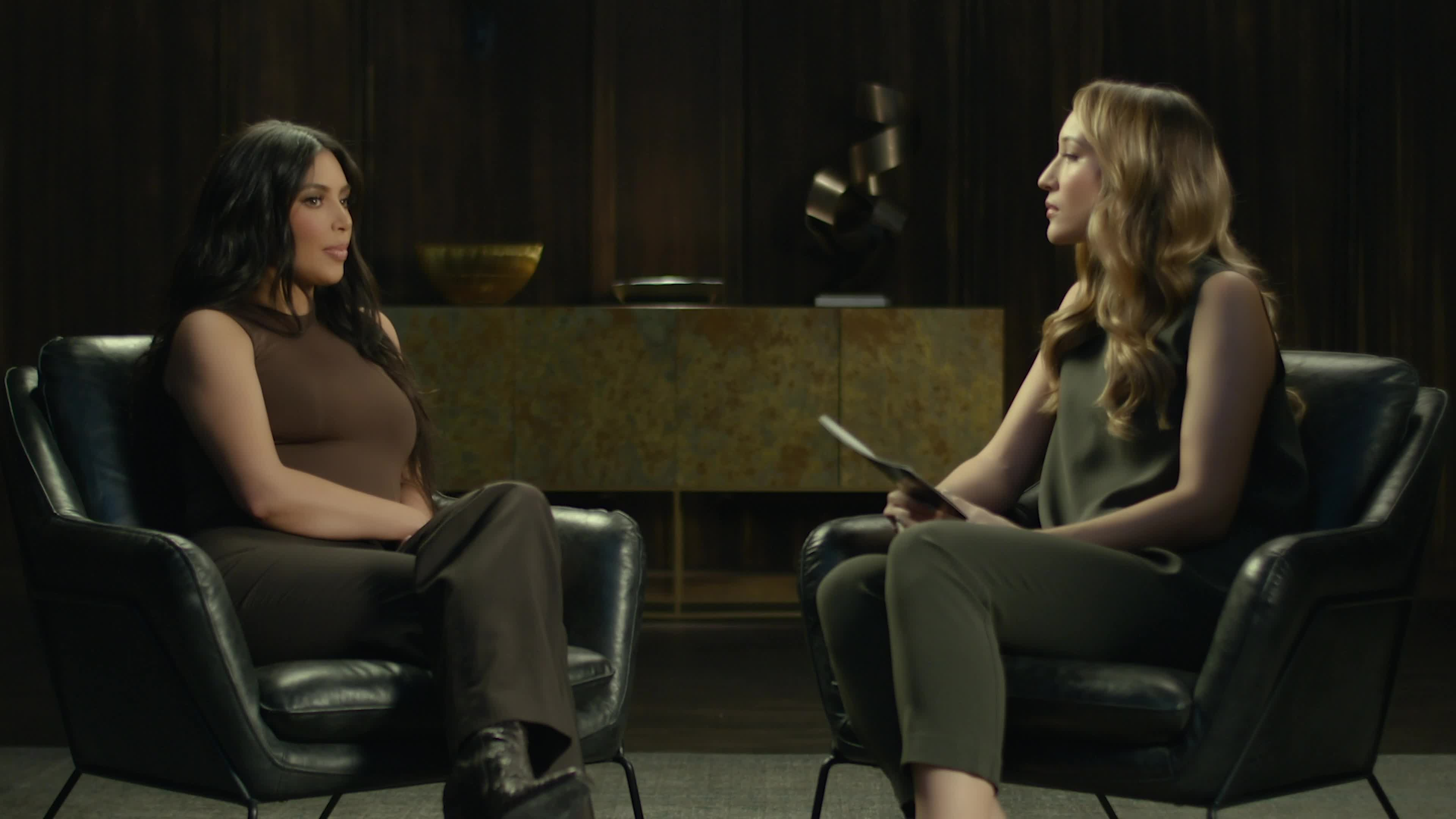 "Kim Kardashian West On Sentencing In America ""What Really I Think Gets To Me Is The Mandatory Sentencing Laws"""