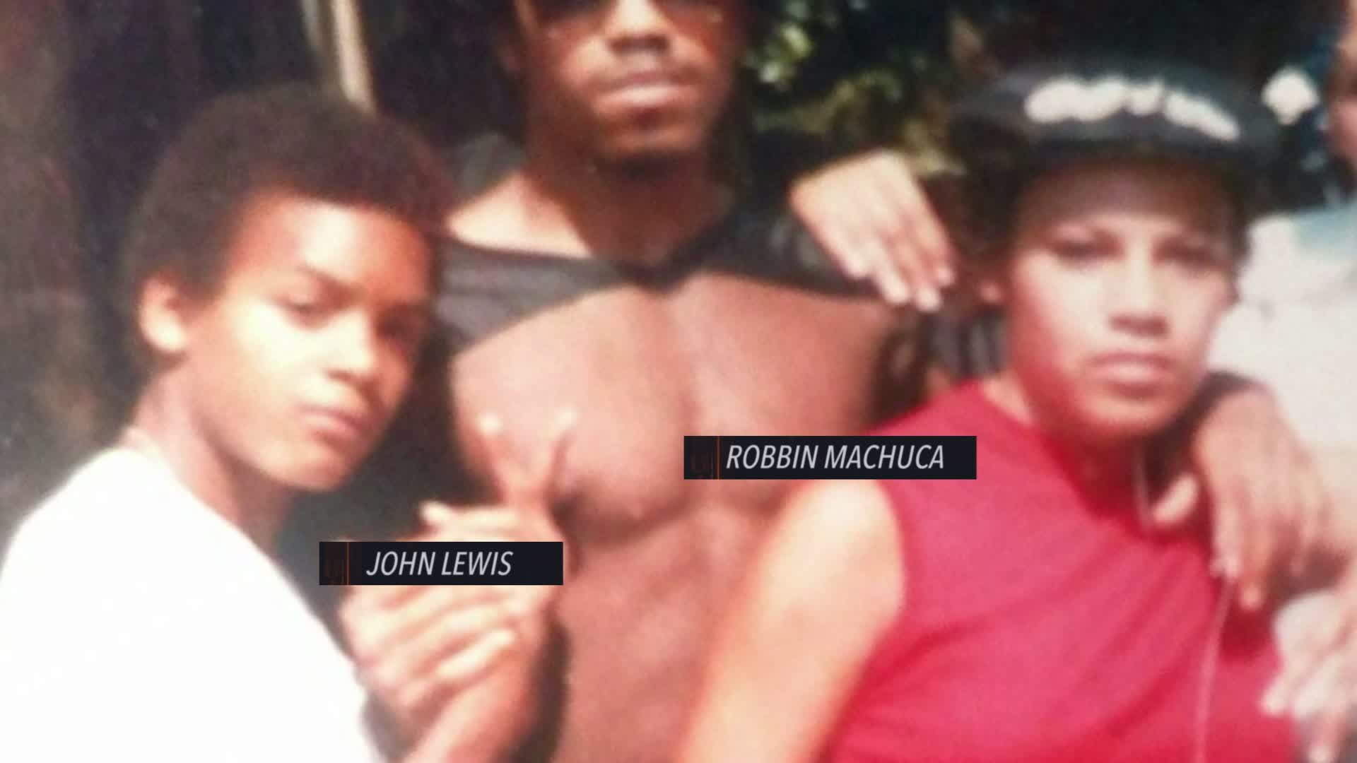 John Lewis And Robbin Machuca Grew Up Hard In South Central L.A.
