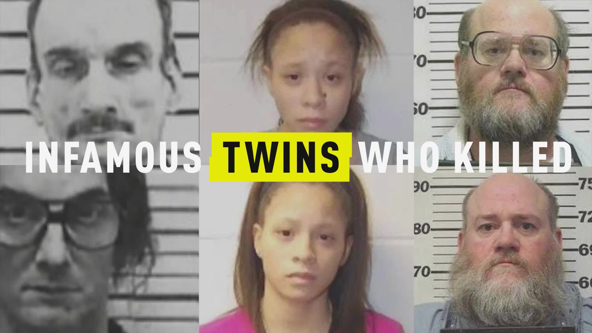 Infamous Twins Who Killed