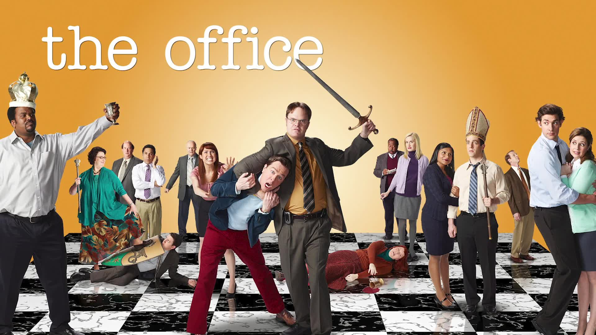 'The Office' Is Available To Stream On Peacock