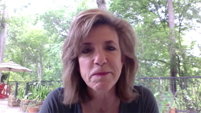 Kelly Siegler Talks About Approaching Cold Justice And What She's Doing While Social Distancing
