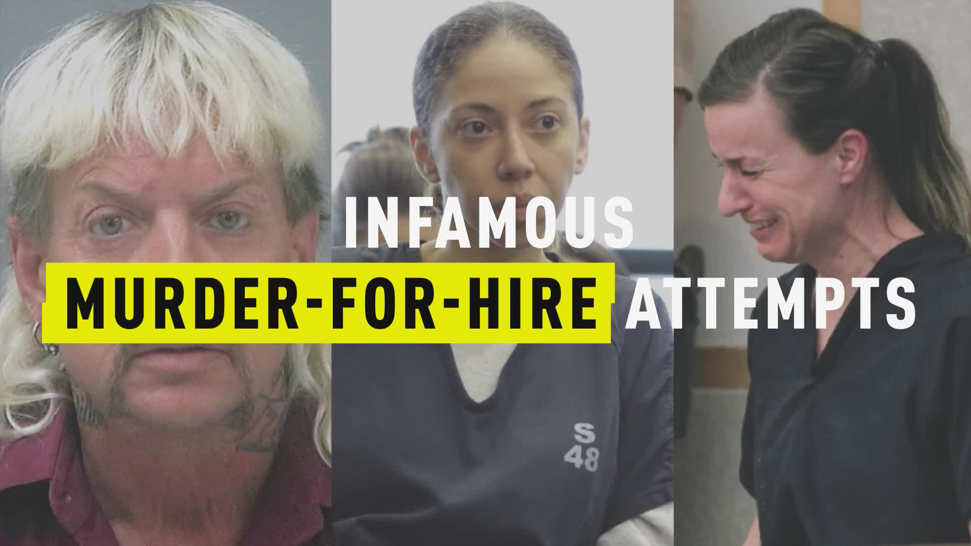 Infamous Murder-For-Hire Attempts
