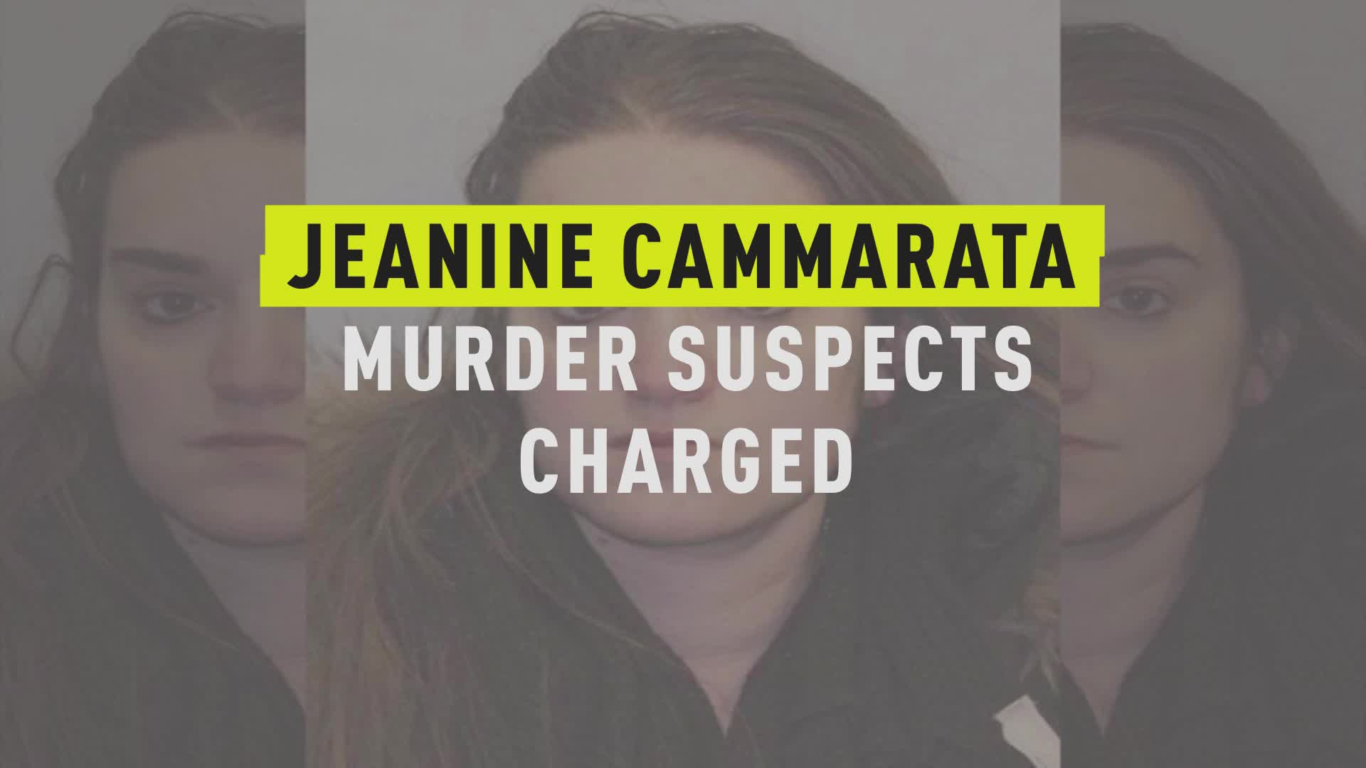 Jeanine Cammarata Murder Suspects Charged