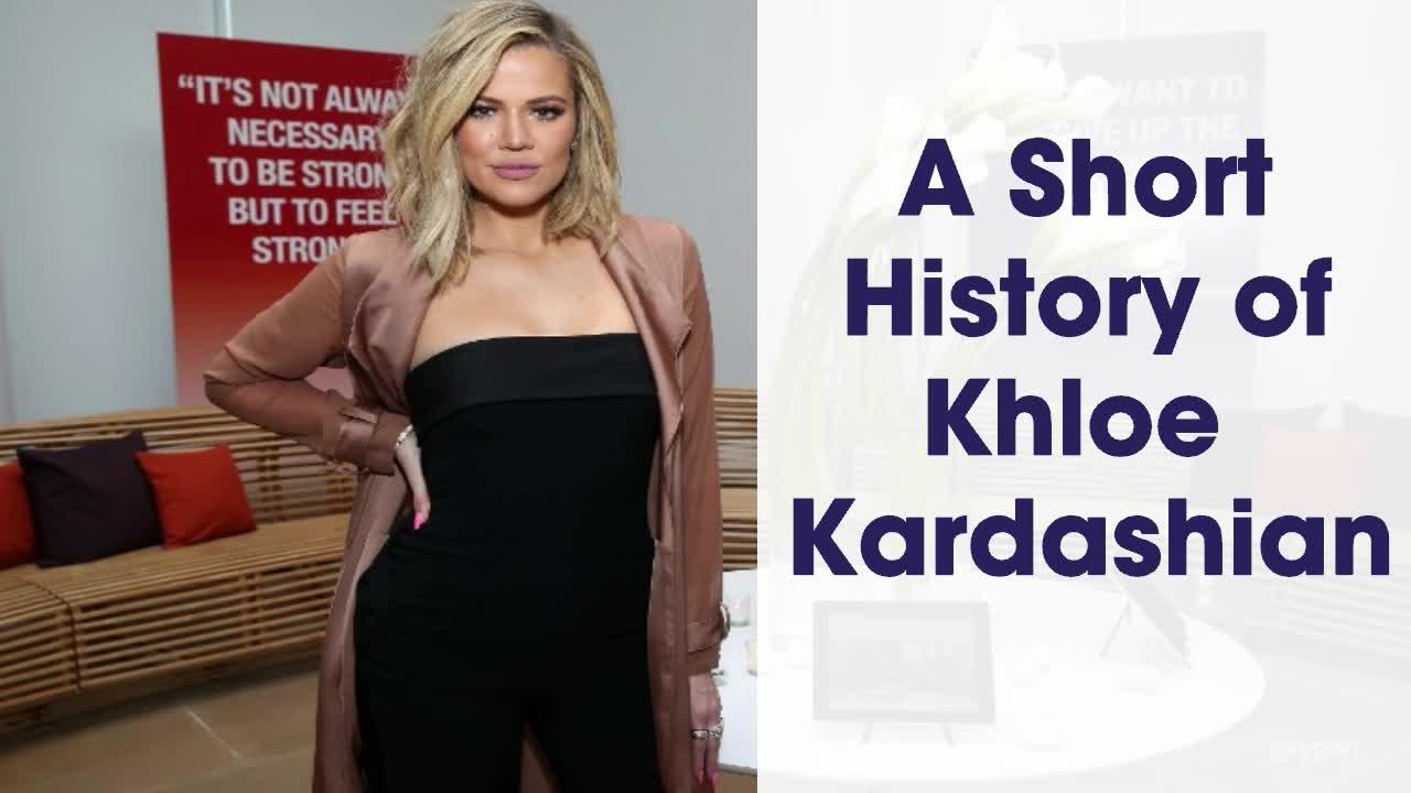 2969dad77f0f Khloe Kardashian Slammed For