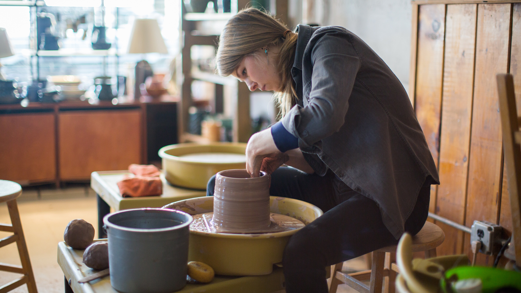 Sam Nichols Is Grand Master Of The Etsy Pottery Hustle
