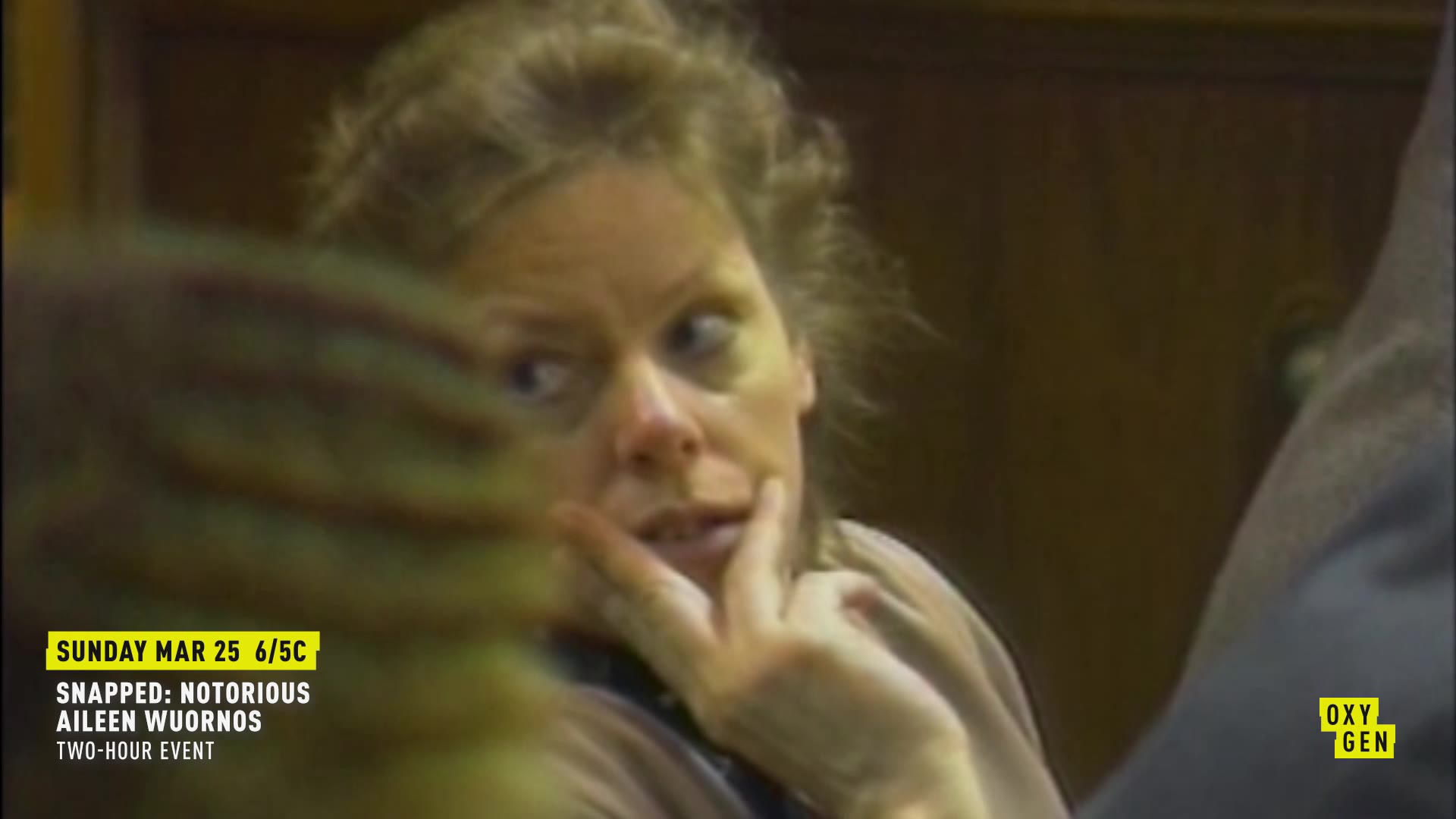 Snapped Notorious: Aileen Wuornos Premieres March 25th
