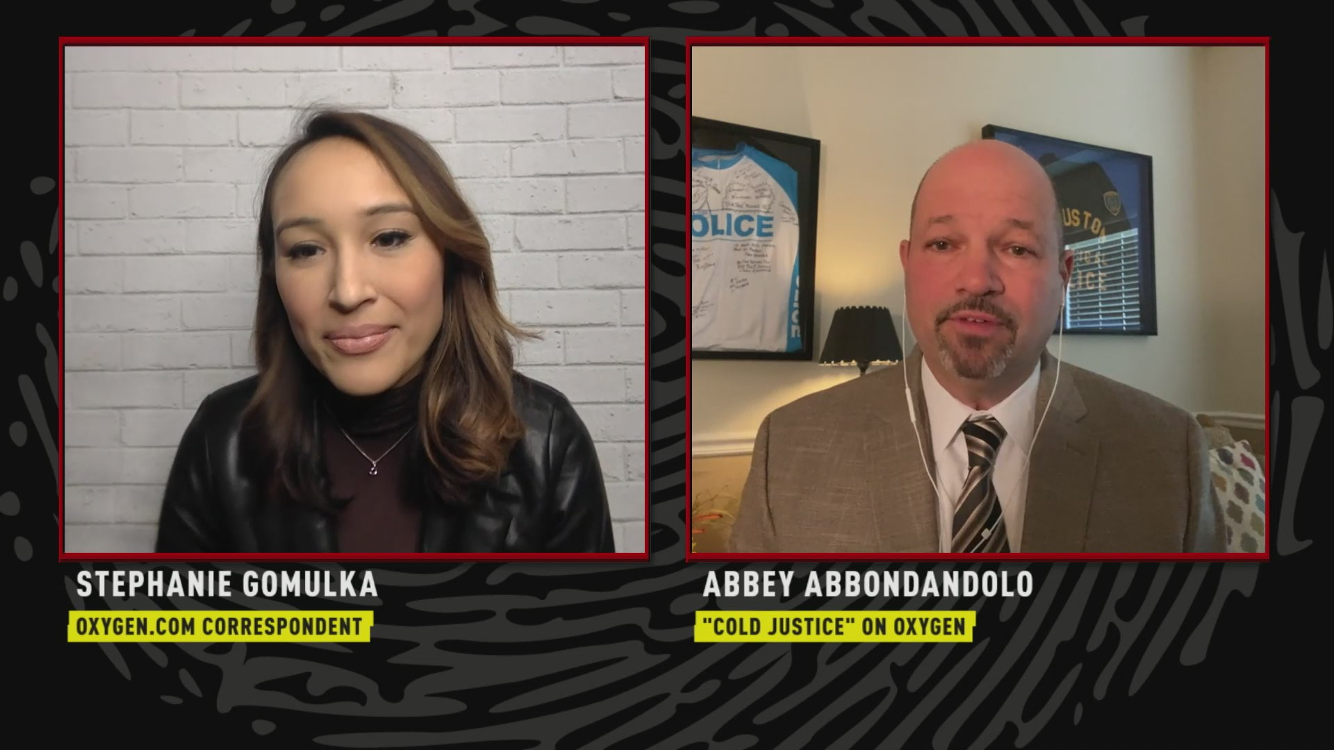 Hear From Steve Spingola and Abbey Abbondandolo From 'Cold Justice'