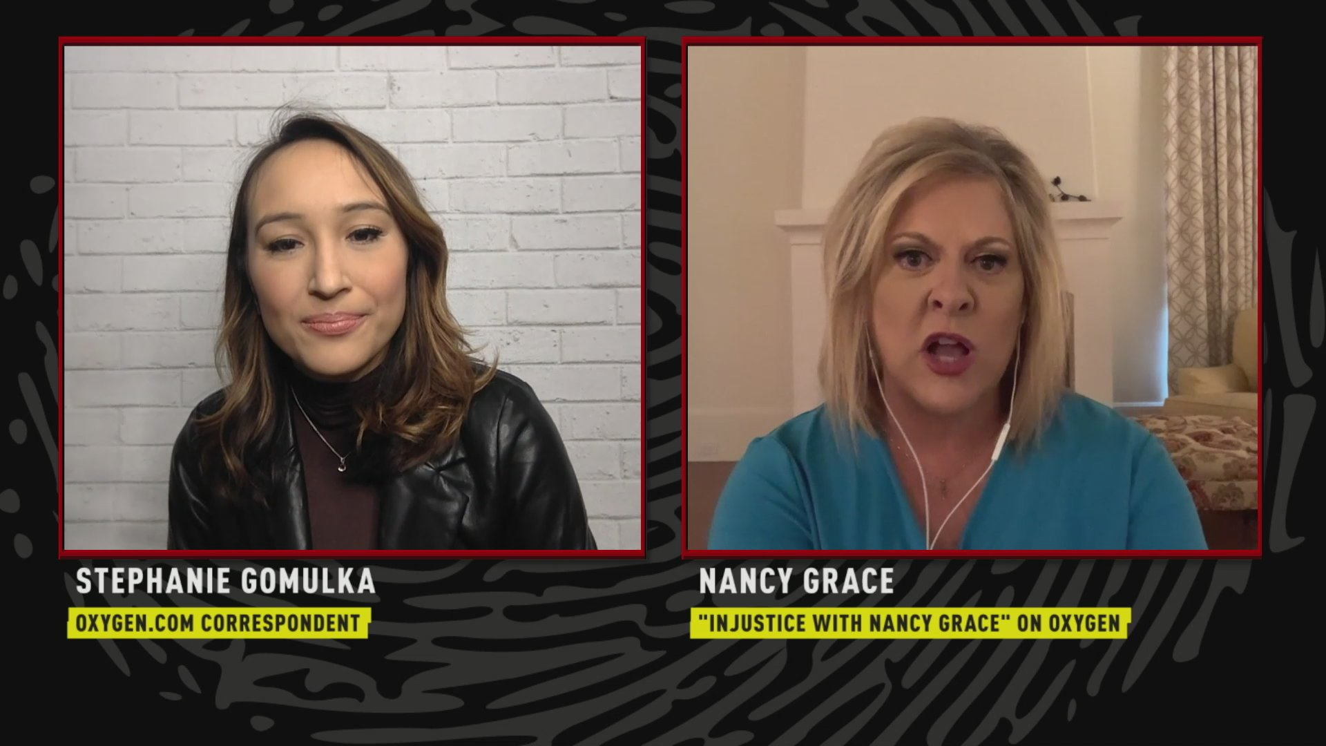 Nancy Grace Answers Fans' Burning Questions