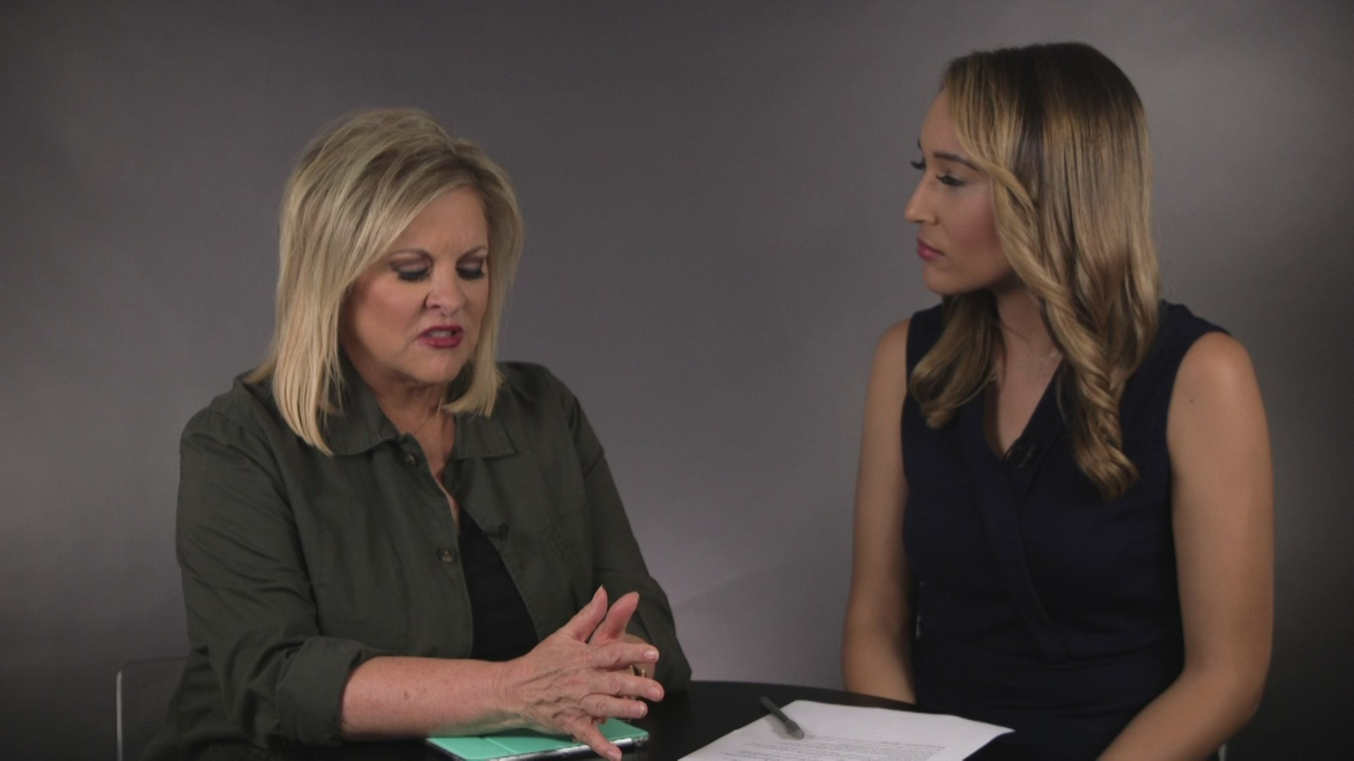 Nancy Grace On Her New Show: 'There Are Thousands Of Cases All Across Our Country Where Victims' Voices Need To Be Heard'
