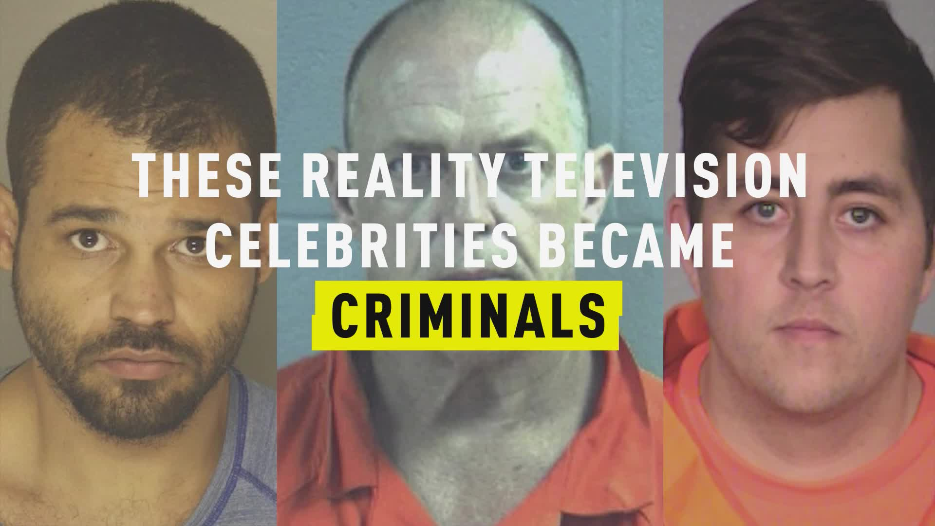 Antonella Sexo these reality television celebrities became criminals