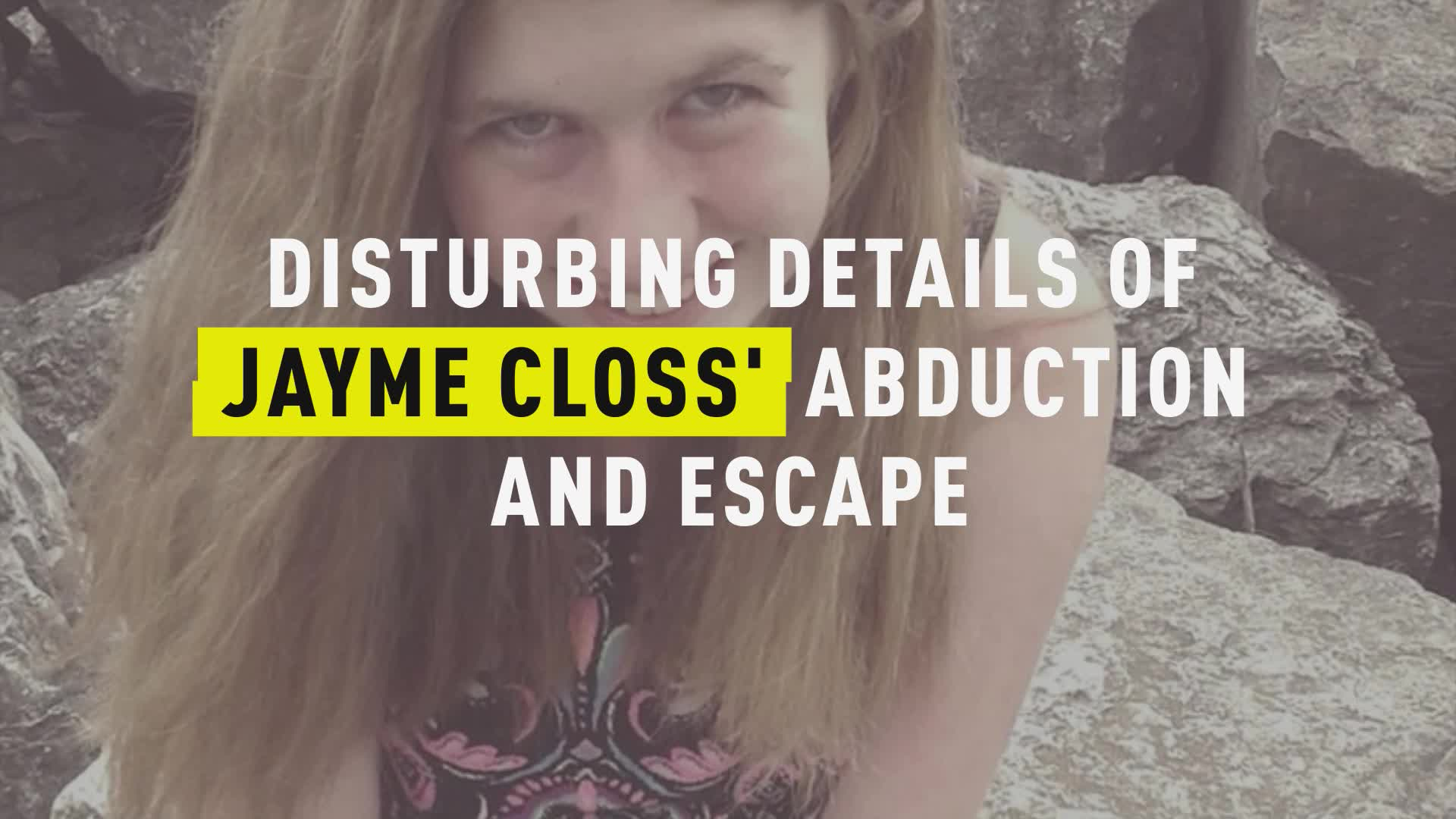 Disturbing Details of Jayme Closs' Abduction and Escape