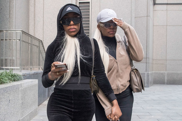 Bad Girls Club' Twin Shannade Clermont Going To Prison For