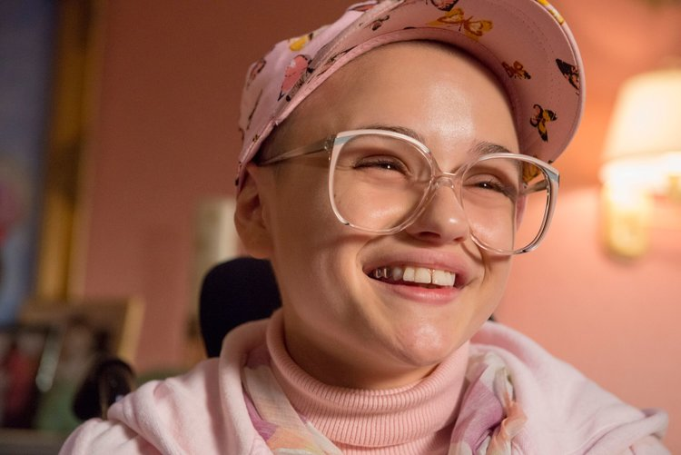 Joey King as Gypsy Rose Blanchard