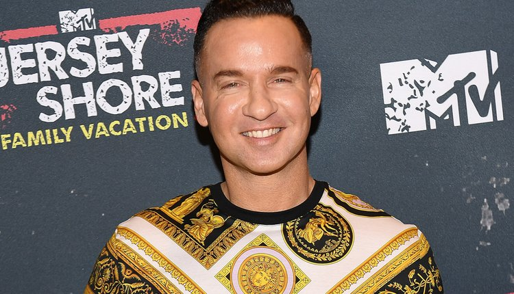 Mike 'The Situation' Sorrentino seen attending MTV's 'Jersey Shore Family Vacation' premiere party