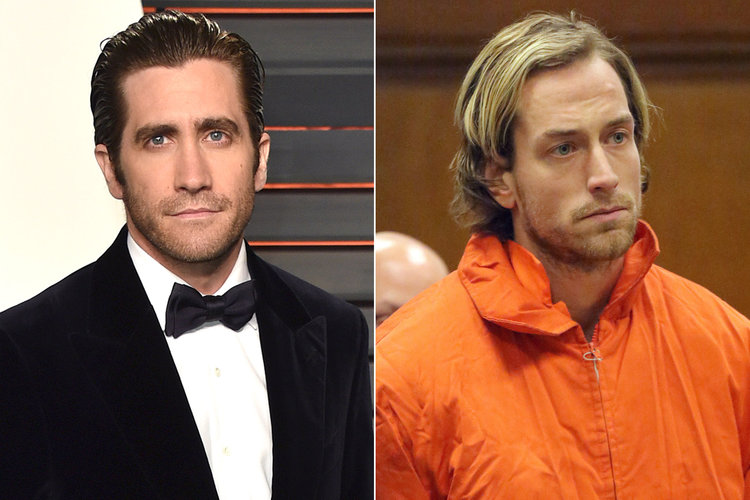Jake Gyllenhaal and Thomas Gilbert Jr.