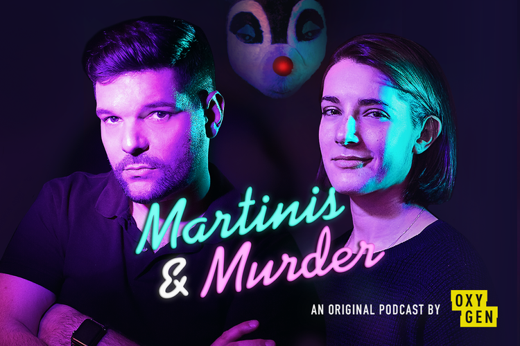 Martinis & Murder Podcast 4x3