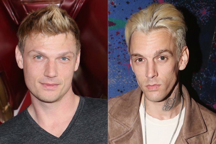 Nick Aaron Carter G