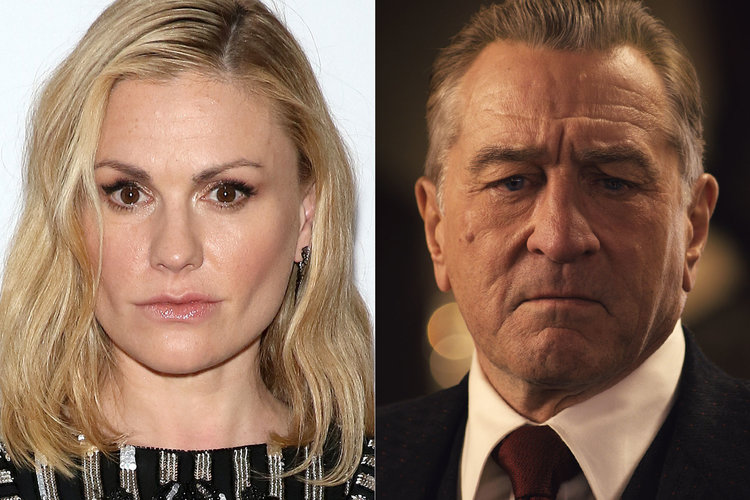 Anna Paquin The Irishman G N