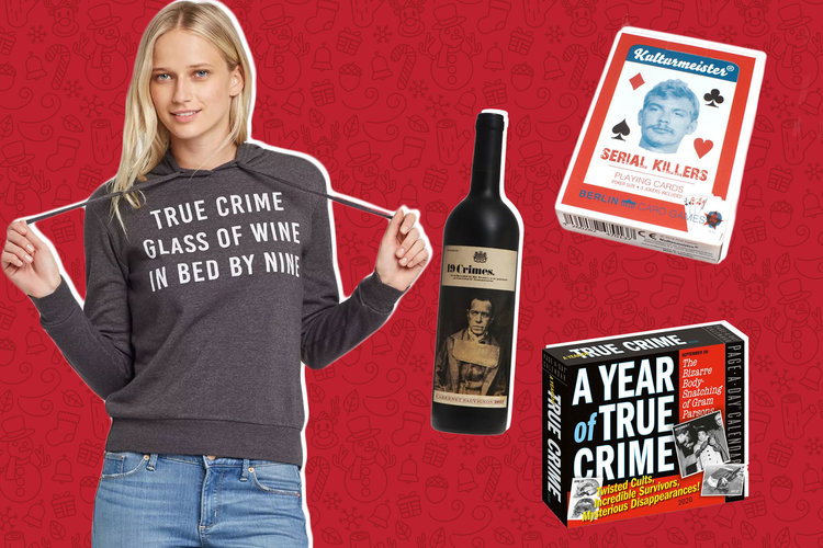 True Crime Gifts