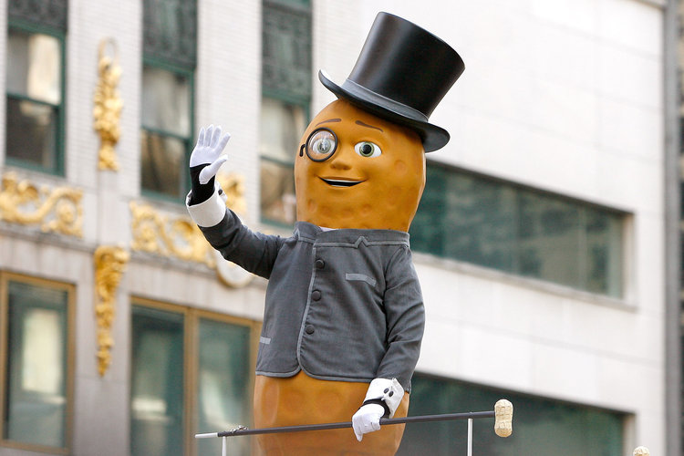 Mr Peanut G