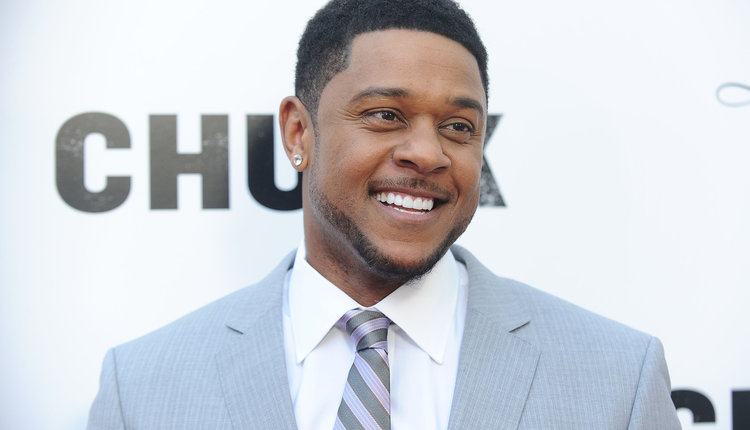 "Actor Marion ""Pooch"" Hall attends the premiere of ""Chuck"" at ArcLight Cinemas on May 2, 2017 in Hollywood, California"