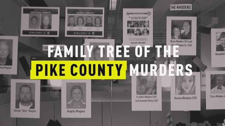 Who Are The Families In The Rhoden Family Murder Case In