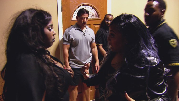 BGC East Meets West: Tanisha Gives Kiyanna a Gift