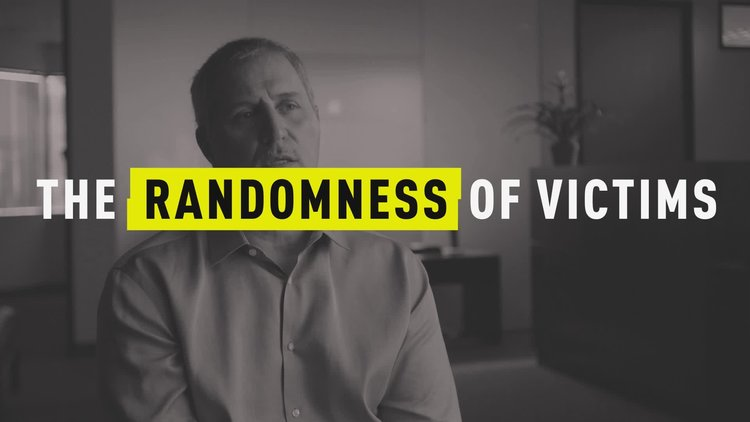 Method of a Serial Killer: The Randomness of Victims