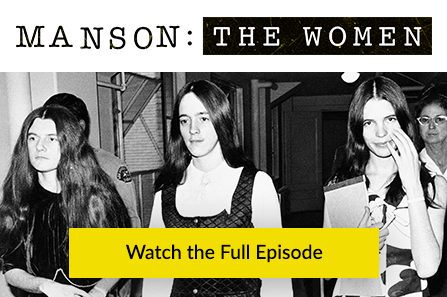Manson: The Women - Full Episode Promo Image