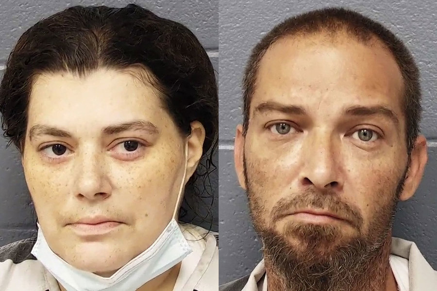 Katie Horton, John Yozviak Charged For Kaitlyn Yozviak's Death | Crime News