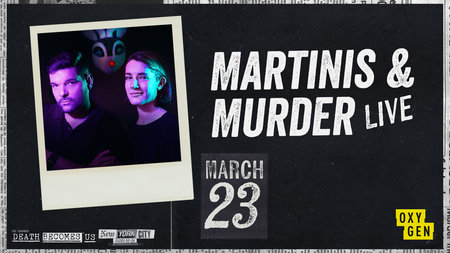 Martinis & Murder, Death Becomes Us