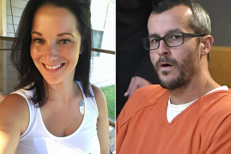 Shanann Watts and Christopher Watts