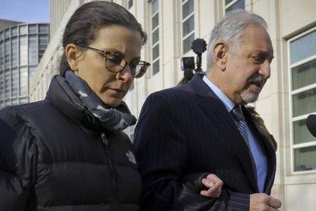 Heiress pleads guilty in sex slave case