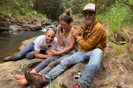 Amanda Eller Miraculously Survivied 17 Days In Hawaii