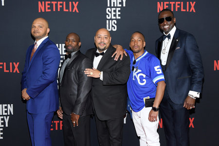 'Central Park Five' prosecutor facing ouster from charity after Netflix show