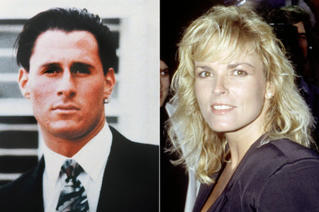 Ronald Goldman and Nicole Brown Simpson