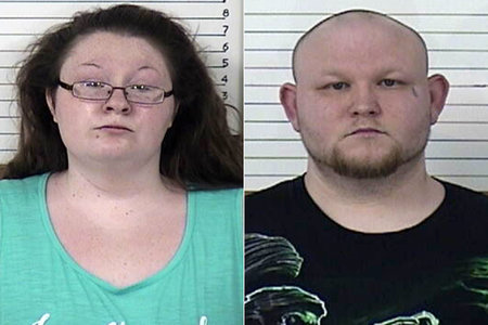 Kendra Hoover and Steven Crook Jr.