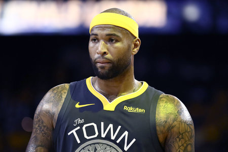 Arrest warrant issued for Lakers center DeMarcus Cousins