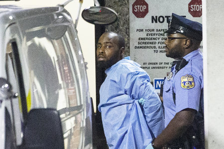 Maurice Hill In Custody After 6 Cops Shot In Philadelphia