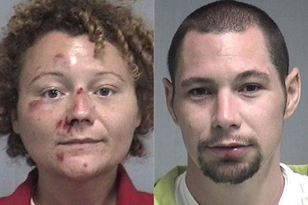 Fla. Couple Allegedly Had Sex in Police Car After DUI Arrests