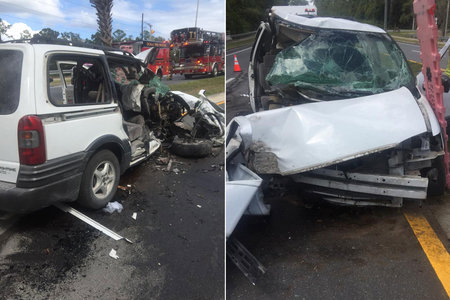 Ocala Car Crash Fd