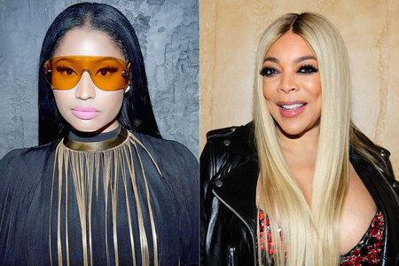 Nicki Minaj Slams 'Demonic' Wendy Williams, Defends ...