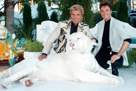 Siegfried And Roy G