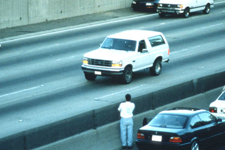 Ford to introduce new Bronco on O.J. Simpson's birthday