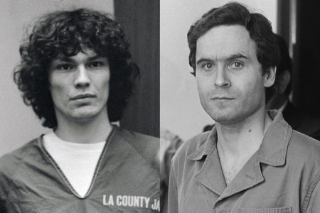 Richard Rameriez Ted Bundy