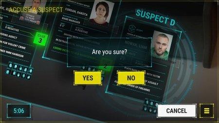 Forensic Detective: Oxygen's AR Crime Scene App   Crime Time
