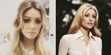 Sharon Tate's Sister Bashes Biopic Starring Hilary Duff