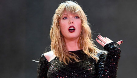 Taylor Swift Reportedly Used Facial Recognition To Screen For
