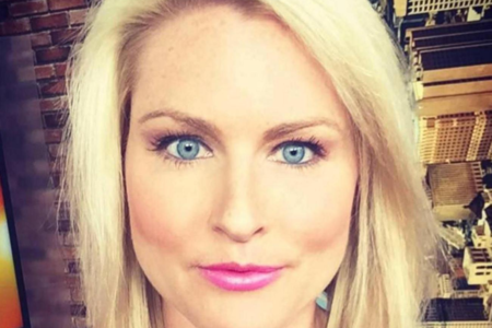 Fox 2 Detroit meteorologist Jessica Starr, as seen in a Facebook photo uploaded before her death